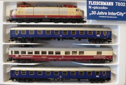Confezione Fleischmann Piccolo 7802