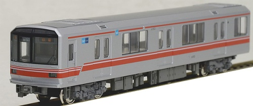 Tokyo Metro Subway Series 02 Marunouchi Line - 6 Cars Set - Kato 10-1126