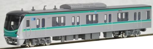 La vettura pilota del Tokyo Metro Subway Series 16000 Chiyoda Line Kato 10-877