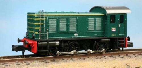 FS D.236 verde con righe gialle di Pirata, arrivata qualche giorno dopo Novegro...