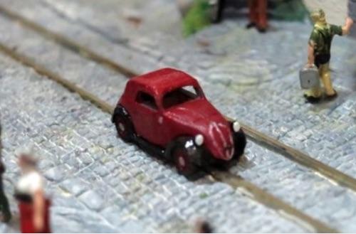 FIAT Topolino di RailNSCale