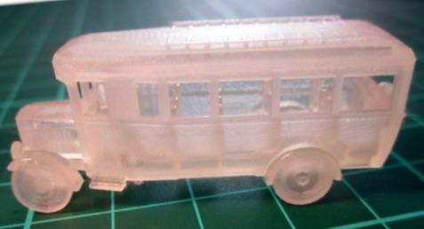 Reichspostbus di RailNSCale
