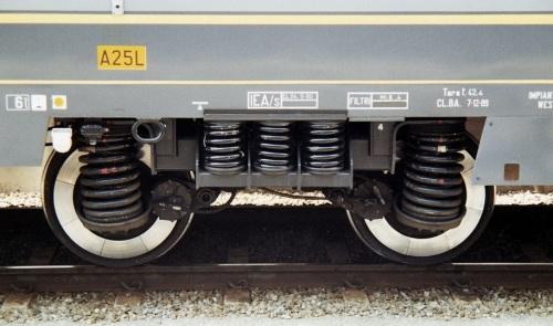 carrello Fiat Sperimentale sulla 61 83 19-90 104-3 nel 1991 Foto © jklx da flickr