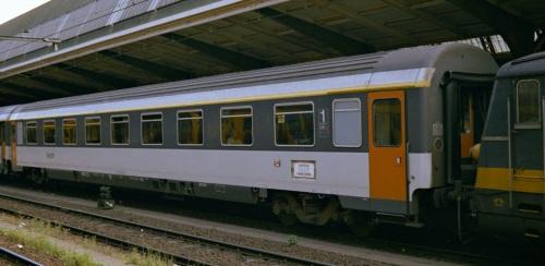 SNCF A9u in Livrea Corail. - Foto © Ferry Van Schagen da drehscheibe-online.de