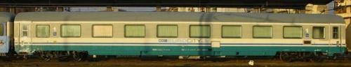 Nel 2006, la triste livrea EuroCity Italia (ECI) applicata alla GC 61 83 19 90 350-5 - Foto © Ernesto Imperato da trenomania