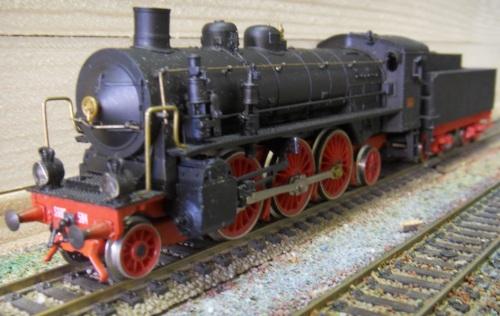 Gr.685 Caprotti Rivarossi in H0