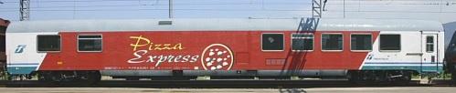 Pizza Express nel 2005, foto © Ernesto Imperato da trenomania.og
