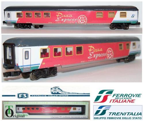 La Pizza Express di Original Train