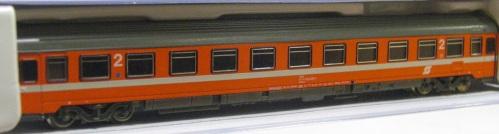 Carrozza ROCO ÖBB di seconda classe