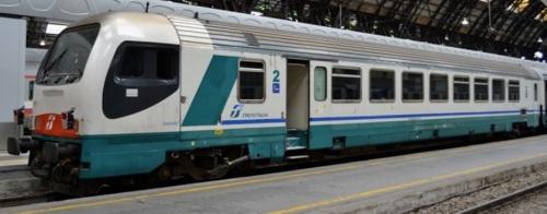 UIC-Z1Semipilota a Milano nel 2012 - Dettaglio da una foto © Vincenzo Russo da Fotoferrovie.info.