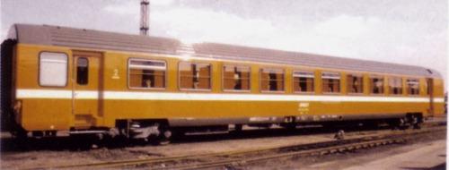 Carrozza VTU B10tu SNCF