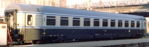 Z1 Tipo 1985 in livrea GC - Foto Jacopo Fioravanti da railfaneurope.net