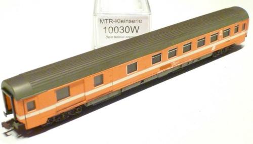 BDmsz, modello in piccola serie MTR