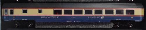 La WR bandiera di Original Train