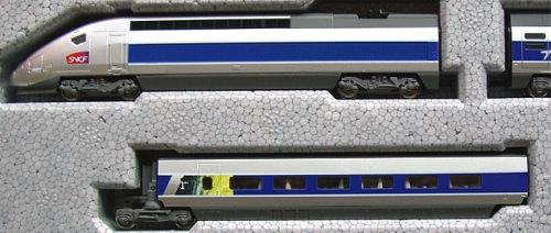 TGV Kato K10914 - parte 1