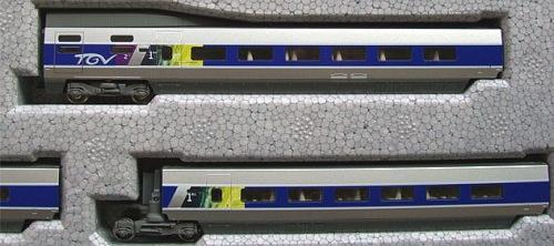 TGV Kato K10914 - parte 2