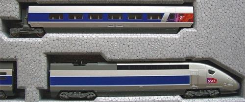 TGV Kato K10914 - parte 3
