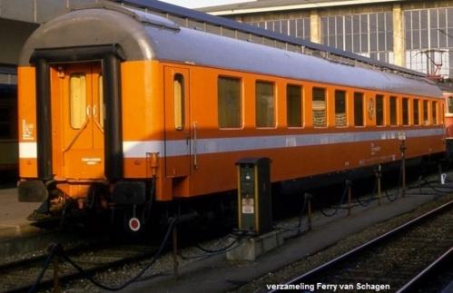 ÖBB-Salon Wagen - Foto © Ferry Van Schagen da drehscheibe-online.de