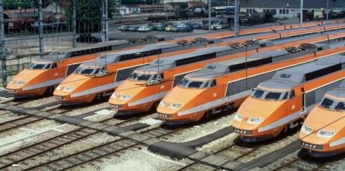 Parata di TGV - foto tratta da referentiel.nouvelobs.com