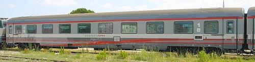 ESCI 61 83 19 90 257-2 A - ex GC Comparimenti - lato ex corridoio - Foto © Ernesto Imperato da trenomania