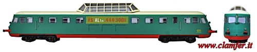 ALtn444 GT, livrea di origine