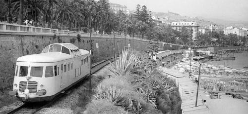 Sanremo, 1954. Foto © A. Perego da stagniweb