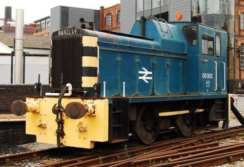 Una Class 06 britannica. Foto © da www.fimfiction.net