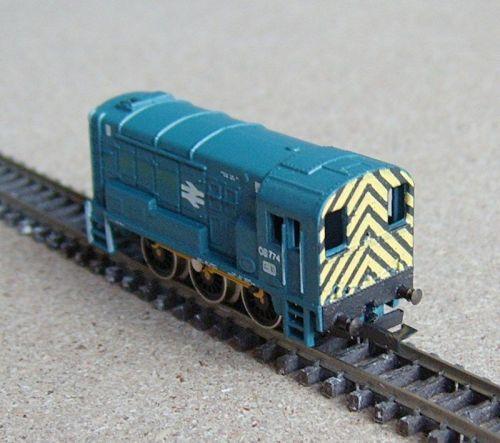 Graham Farish BR Class 08
