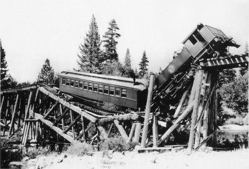Clio wreckage, 1931 (foto d'epoca)