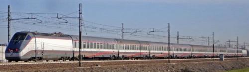 Convoglio ESCI nel 2011 - Foto © Bellafronte2003 da trenomania