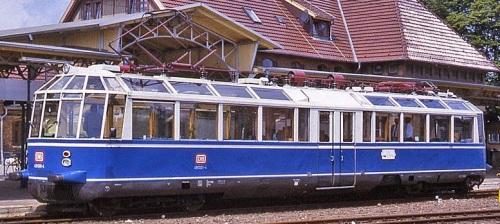 Der Gläserne Zug