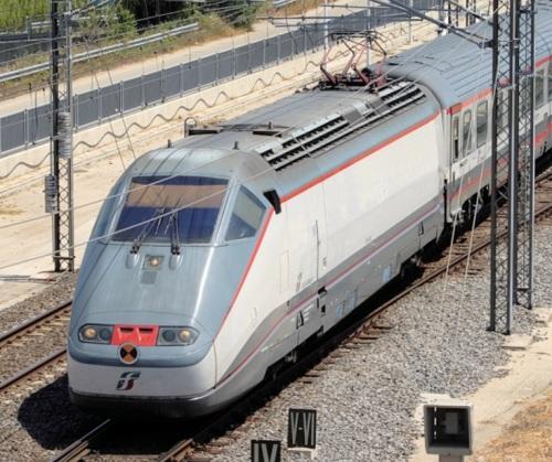 E.414.104 nel 2011 - Foto © Ernesto Imperato da trenomania