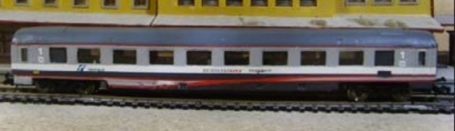 Carrozza compartimenti, livrea ESCI , art. C009 Eurorail Models