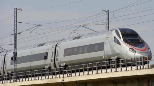 ETR 600 in prova nel 2008 - Foto © autore ignoto da trenomania