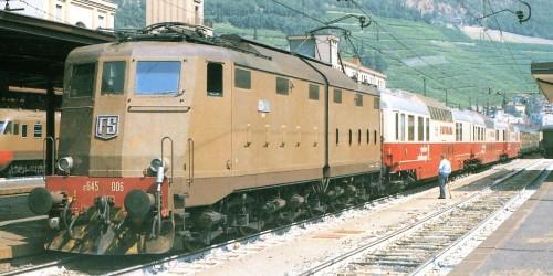 La Panoramawagen a Bolzano. Foto dal foum di scalatt