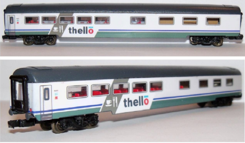 Self Service seconda serie Thello di Original Trains, da ebay