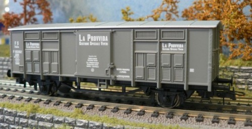 Carro Pirata su base Roco. Foto © www.ferromodellismogilli.it
