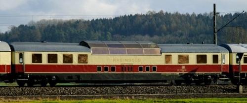 Rheingold Panoramawagen, © da startbilder.de