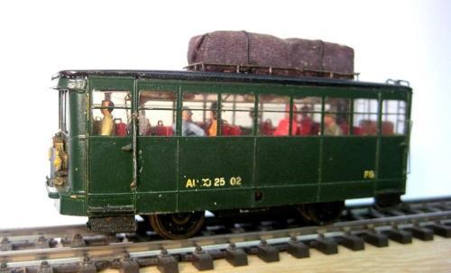 Modello in H0 della ALb 25. da trenoincasa.forumfree.it