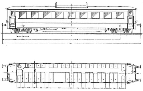 Schema della DWK-Triebwagen, Typ I da www.loks-aus-kiel.de