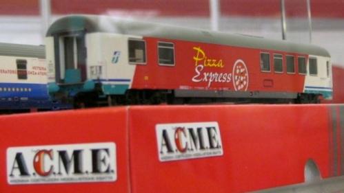 La Pizza Express di ACME a Novegro 2006 - Foto © Antimo Bucciero da trenomania