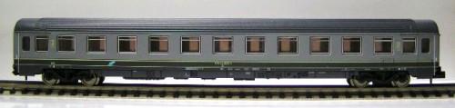 Arnold 3808 con logo Trenitalia verde/blu, Foto dalla Collezione di Cristian Cicognani