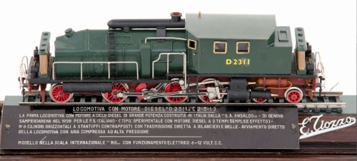 Modelli in H0 del D.2311