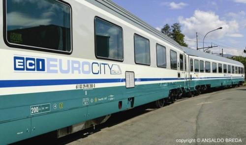 EuroCity Italia, Foto © Breda