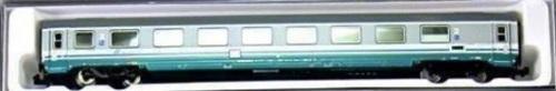 Profilo della ECI BHR di Pirata, lato ex corridoio