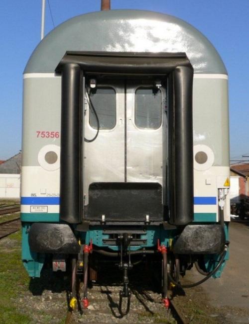 Testata di una Z1 ECI. Foto © M. Rastello da trenomania
