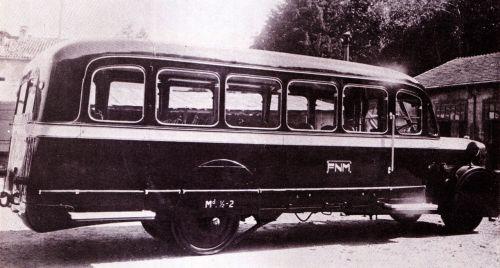FNM Md. 1/2-2: un vero bus su rotaia!