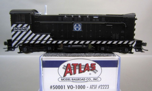 Atlas VO 1000