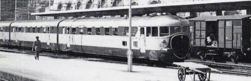ATR100 a Genova nel 1960