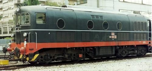 D.341.1063 ad Arezzo nel 93 - Foto © Vincent da Flickr